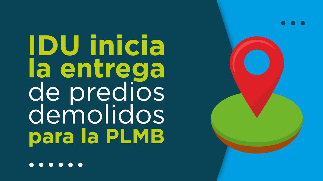 IDU entrega predios a la Empresa Metro de Bogotá