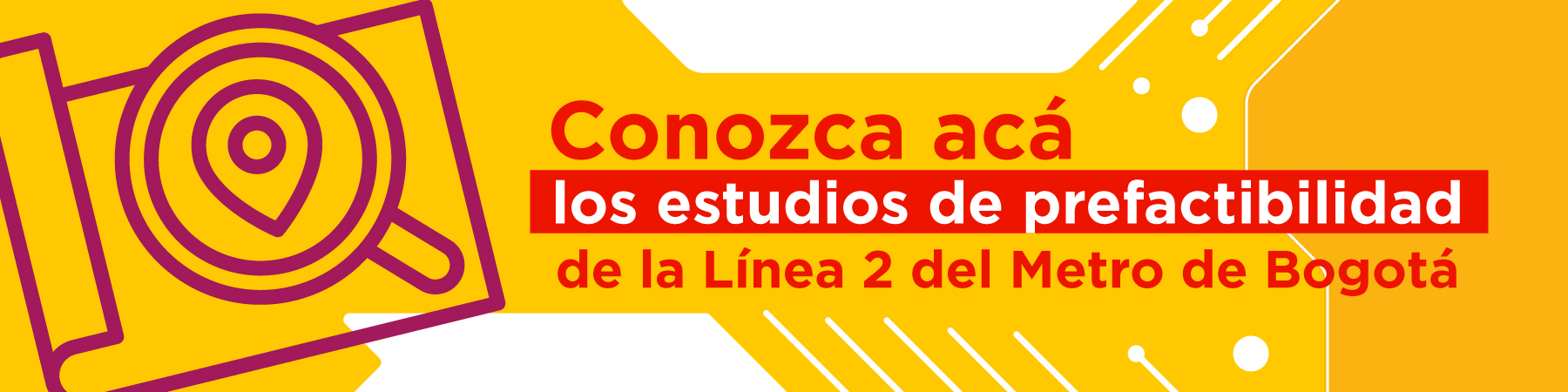 Estudios a nivel de prefactibilidad de la Línea 2 del Metro de Bogotá