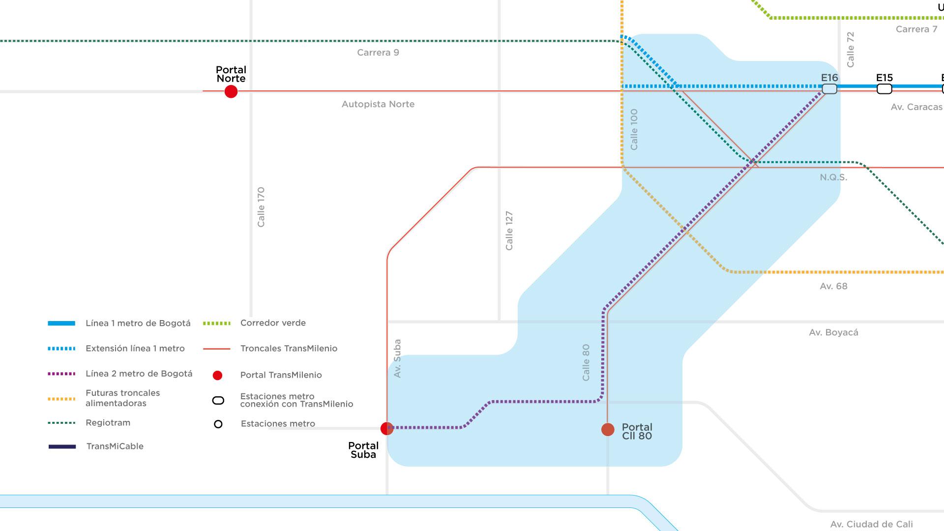 Red de metros propuesta por la alcaldesa Claudia López se consolida con la aprobación del Concejo del Plan de Desarrollo 2020-2024