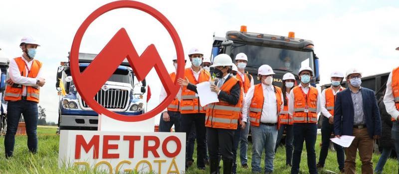 Empiezan las obras del Patio Taller del Metro