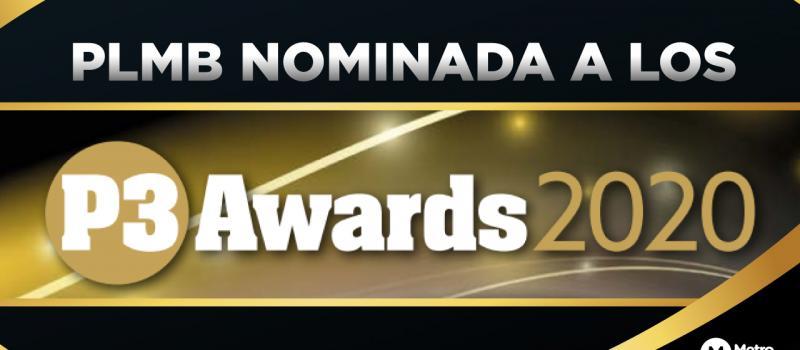PLMB nominada a Mejor proyecto de transporte