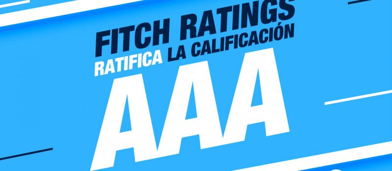 Fitch ratings calificación AAA